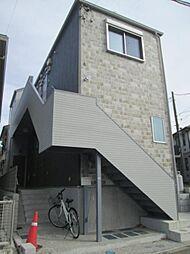 サニーウエル新横浜[201号室]の外観