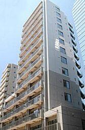 東京都港区白金台4丁目の賃貸マンションの外観