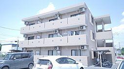 埼玉県深谷市原郷の賃貸マンションの外観