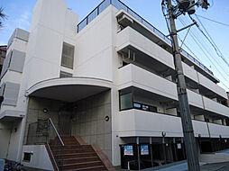 ハイツ新神戸[1階]の外観