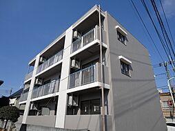 第2岸田マンション[1階]の外観