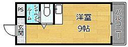 田中ビル[4階]の間取り
