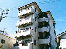 アビレス中松江[4階]の外観