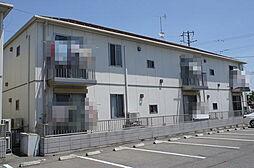プランドールA[2階]の外観