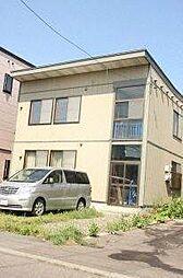 [一戸建] 北海道札幌市厚別区厚別西二条3丁目 の賃貸【/】の外観