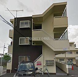 岡山県岡山市北区葵町の賃貸マンションの外観