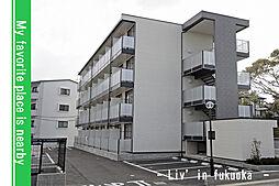 レオパレスGrosso(グロッソ)[1階]の外観