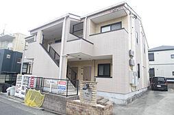 愛知県名古屋市緑区鳴丘2丁目の賃貸アパートの外観