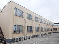 エクセレントアパートメントKNST[1階]の外観