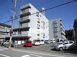 エステートヤマキ[4階]の外観