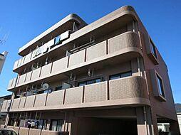 愛知県岡崎市上地3丁目の賃貸マンションの外観