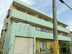 千葉県千葉市若葉区殿台町の賃貸マンションの外観