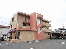 福岡県北九州市若松区高須西1丁目の賃貸マンションの外観