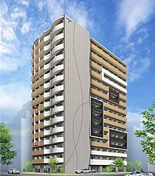 大阪府大阪市中央区南船場2丁目の賃貸マンションの外観