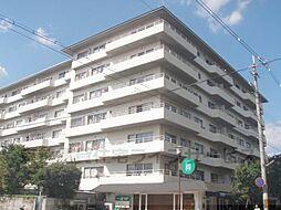 京都グランドハイツ716号室[7階]の外観