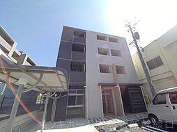 広島県広島市東区戸坂中町の賃貸マンションの外観