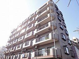 千葉県柏市柏3の賃貸マンションの外観