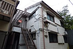 兵庫県神戸市長田区西山町4丁目の賃貸アパートの外観