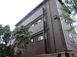 大西マンション[2階]の外観
