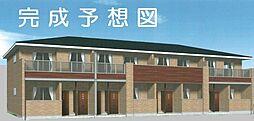 サンシャイン西寺C[1階]の外観