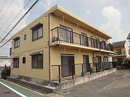 サンハイム千代田II[1階]の外観