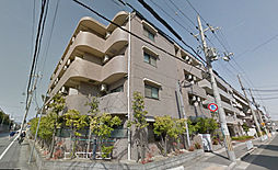 兵庫県西宮市平木町の賃貸マンションの外観