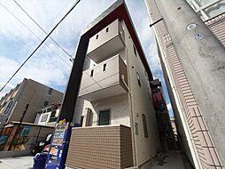 愛知県名古屋市北区八代町2丁目の賃貸アパートの外観