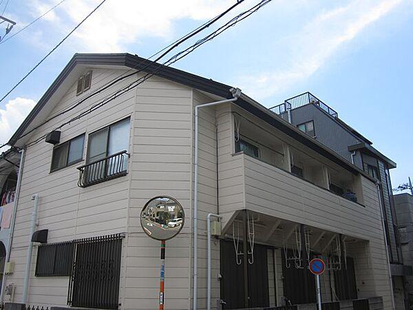 コーポクロスティア 2階の賃貸【東京都 / 足立区】