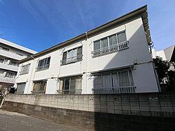 コーポ桜台A棟[105号室]の外観