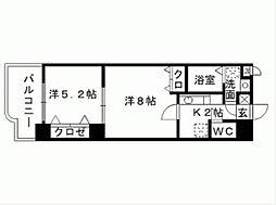 木下鉱産ビル3[12階]の間取り