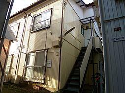 山田第3ハウス[102号室]の外観