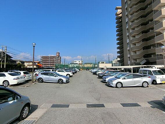 駐車場(敷地内...