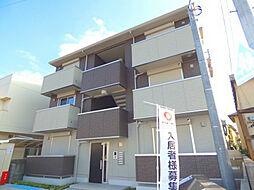 埼玉県さいたま市浦和区木崎1丁目の賃貸アパートの外観