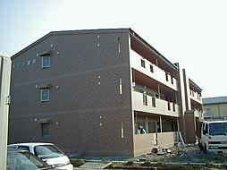 長野県松本市並柳1丁目の賃貸マンションの外観