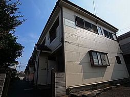 [テラスハウス] 千葉県流山市東初石3丁目 の賃貸【/】の外観