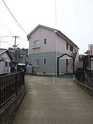 サンプレイス三宅[1階]の外観