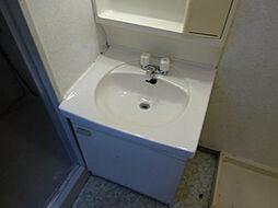 エトワールミサキの独立洗面台