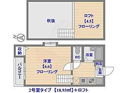 室見駅 3.5万円