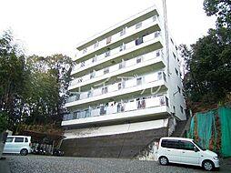 ウエストハイツ[4階]の外観