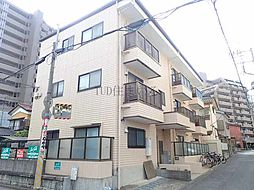 埼玉県さいたま市浦和区北浦和1丁目の賃貸マンションの外観