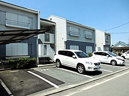 和歌山県和歌山市和歌浦東2丁目の賃貸アパートの外観
