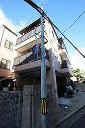 広島県広島市南区皆実町1丁目の賃貸マンションの外観