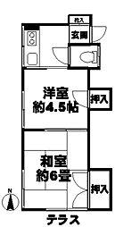 上石神井駅 3.5万円