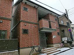 福岡県北九州市小倉北区木町3丁目の賃貸アパートの外観