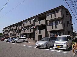 千葉県習志野市東習志野5丁目の賃貸アパートの外観