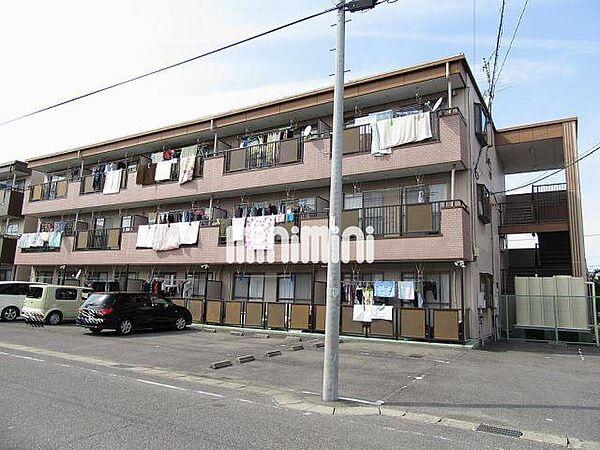 リンピア村瀬[1階]の外観