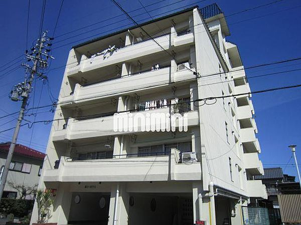 緑コーポラス 3階の賃貸【愛知県 / 名古屋市昭和区】