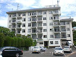 福岡県福岡市中央区平尾浄水町の賃貸マンションの外観