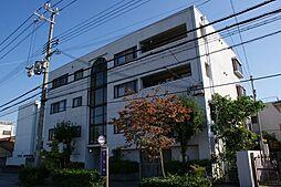 兵庫県西宮市石在町の賃貸マンションの外観
