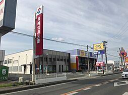 岡崎信用金庫高師支店(919m)